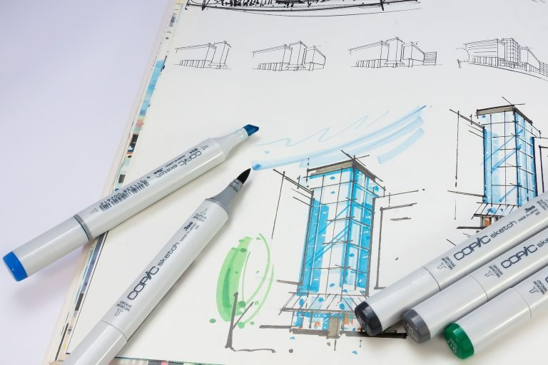 prawa autorskie do projektu architektonicznego